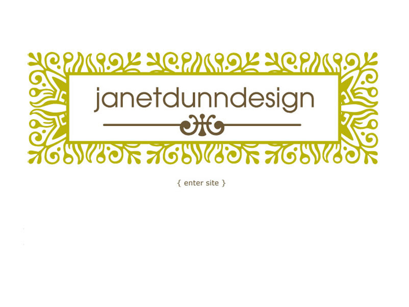 Janet Dunn Design - Graphic Design
