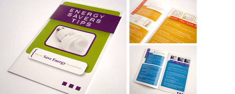 Project Energy Savers Tips Booklet